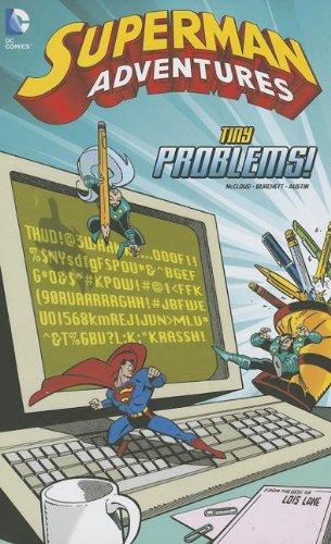 Tiny Problems! (Superman Adventures): McCloud, Scott