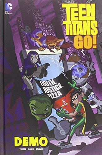 9781434247896: Teen Titans Go!: Demo