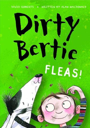 9781434248220: Fleas! (Dirty Bertie)
