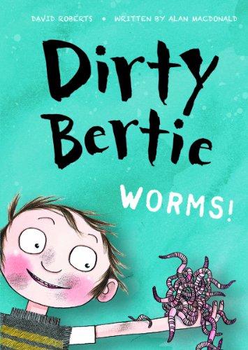 9781434248237: Worms! (Dirty Bertie)
