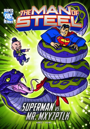 The Man of Steel:Superman vs. Mr. Mxyzptlk: Korte, Steve