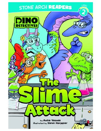 Slime Attack (Stone Arch Readers - Level 2 (Quality))) (Stone Arch Readers: Dino Detectives): ...