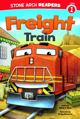 9781434248855: Freight Train (Train Time)