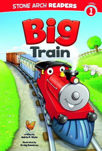 9781434248862: Big Train (Stone Arch Readers - Level 1 (Quality))) (Train Time)