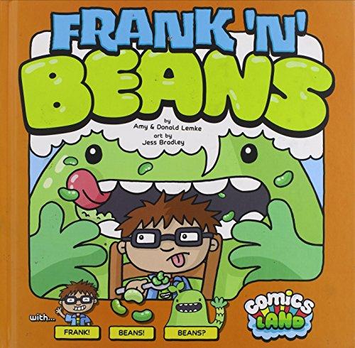 Frank 'n' Beans (Comics Land): Lemke, Amy J; Lemke, Donald