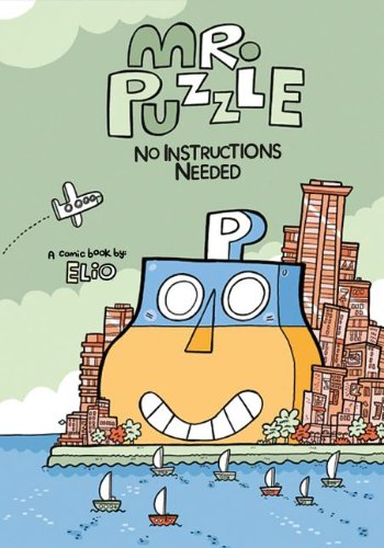 No Instructions Needed (Mr. Puzzle): Eliopoulos, Chris