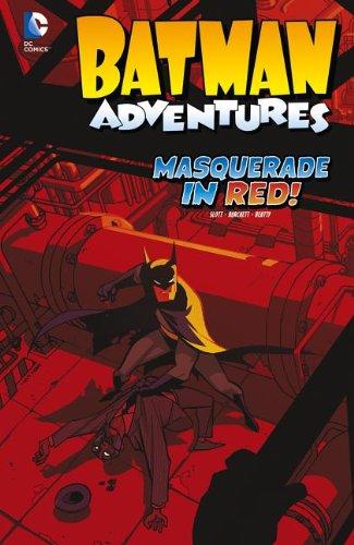 9781434260369: Masquerade in Red! (Batman Adventures)