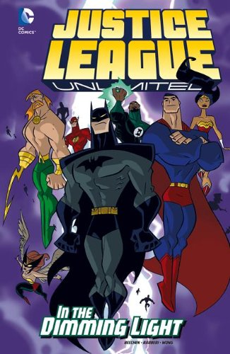 9781434260420: In the Dimming Light (Justice League Unlimited)