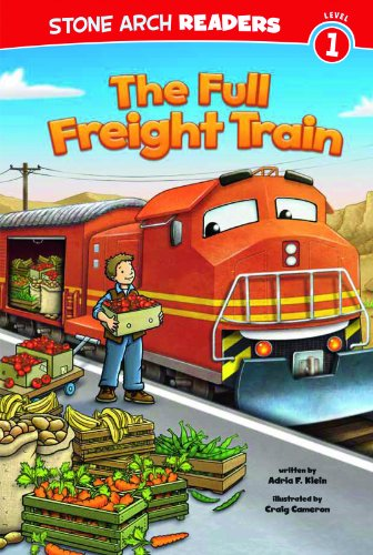9781434261977: The Full Freight Train (Train Time)
