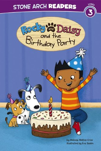 9781434262059: Rocky and Daisy and the Birthday Party (My Two Dogs)