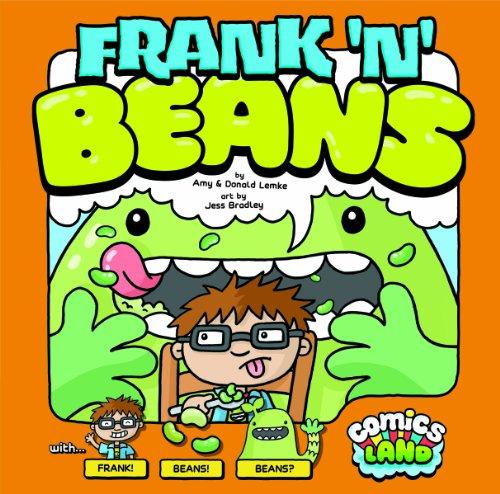 9781434262844: Frank 'n' Beans (Comics Land)