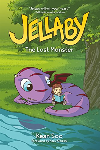 Jellaby: The Lost Monster: Soo, Kean