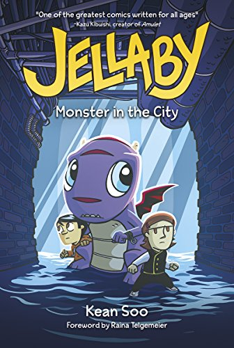 Jellaby: Monster in the City: Soo, Kean