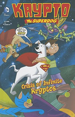 Crisis of Infinite Kryptos Format: Hardcover: McCann, Jesse L