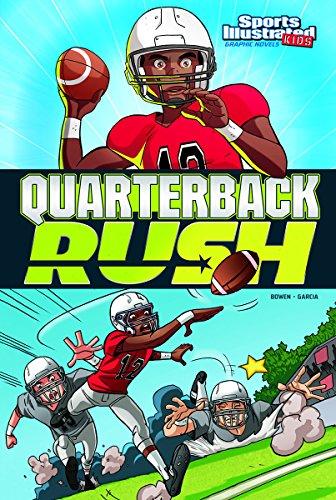 9781434264893: Quarterback Rush (Sports Illustrated Kids Graphic Novels)
