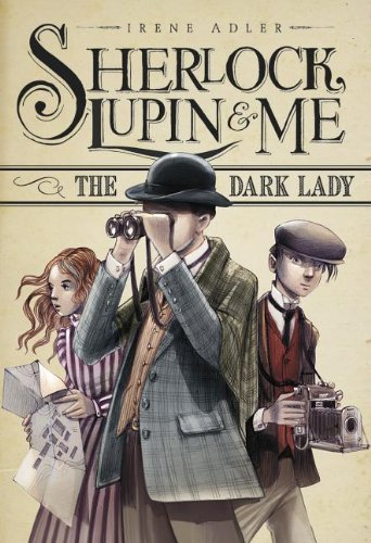 9781434265265: The Dark Lady (Sherlock, Lupin, and Me)