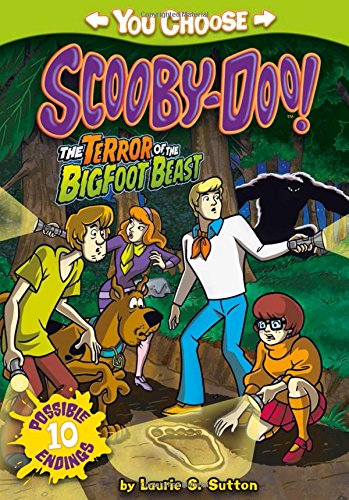 Terror of the Bigfoot Beast (You Choose Scooby-Doo!): Sutton, Laurie S