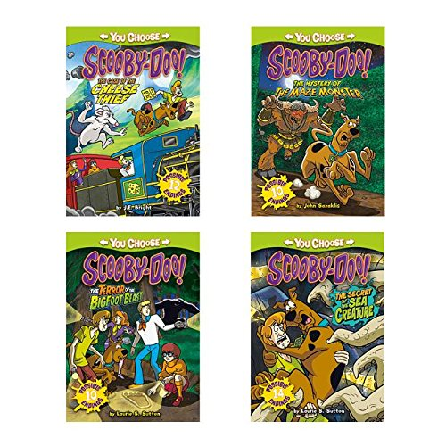 You Choose: Scooby Doo Package (Hardback): Laurie S Sutton