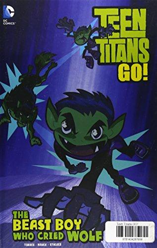 9781434287656: Teen Titans GO!