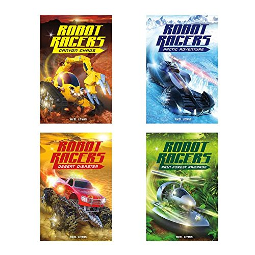Robot Races (Robot Racers): Lewis, Axel