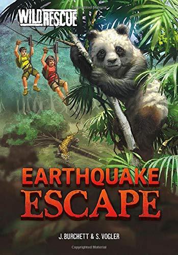 9781434290540: Earthquake Escape (Wild Rescue)