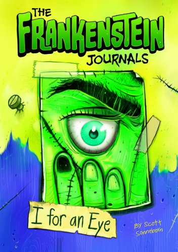 The Frankenstein Journals: Sonneborn, Scott