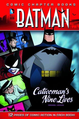 Catwoman's Nine Lives (Batman: Comic Chapter Books): Matthew K. Manning