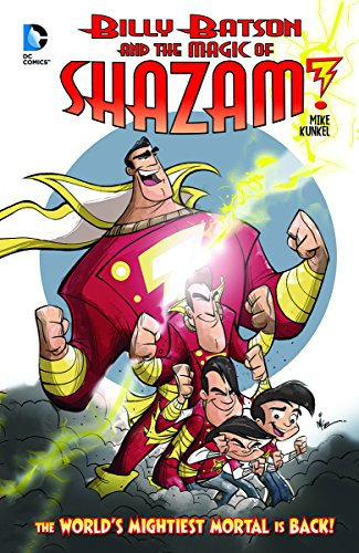 Billy Batson and the Magic of Shazam! 1