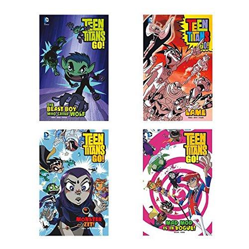 9781434295170: Teen Titans GO!