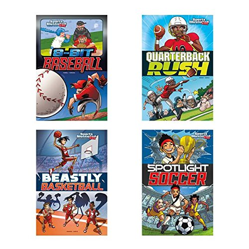 Sports Illustrated Kids Graphic Novels: Terrell, Brandon