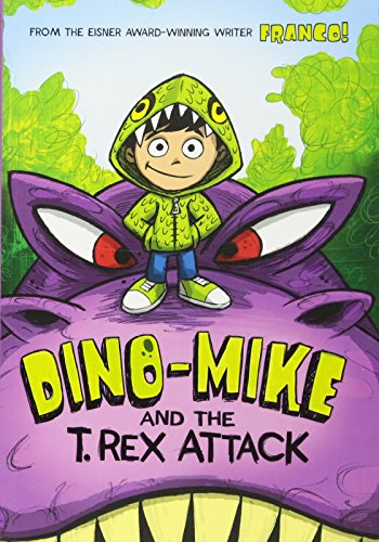 9781434296313: Dino-Mike and the T. Rex Attack