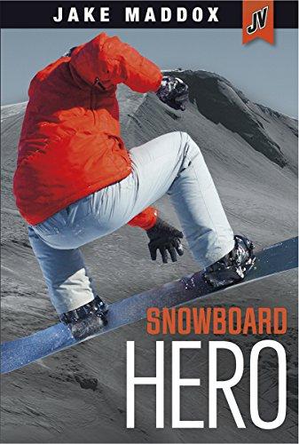 Snowboard Hero (Jake Maddox JV): Maddox, Jake