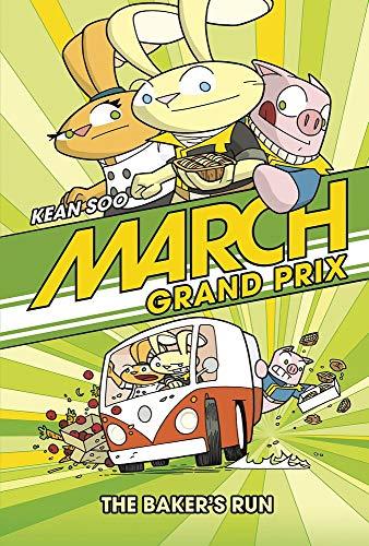 March Grand Prix: The Baker's Run: Soo, Kean