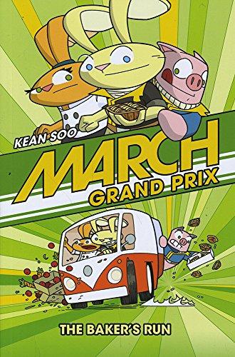 9781434296436: March Grand Prix: The Baker's Run