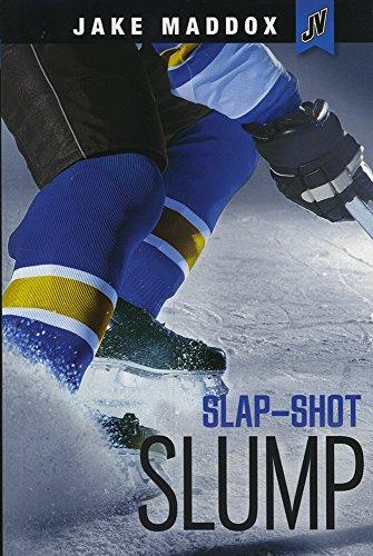 Slap-Shot Slump (Jake Maddox JV): Maddox, Jake