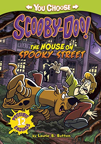 The House on Spooky Street (Library Binding): Laurie S. Sutton