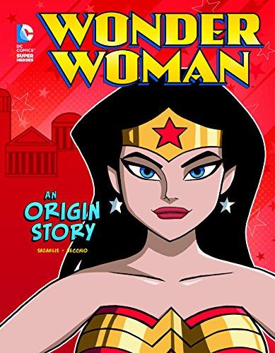 9781434297297: Wonder Woman: An Origin Story (DC Super Heroes Origins)