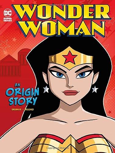 9781434297334: Wonder Woman: An Origin Story (DC Super Heroes Origins)