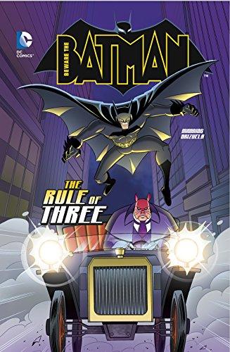 9781434297396: Beware the Batman: The Rule of Three