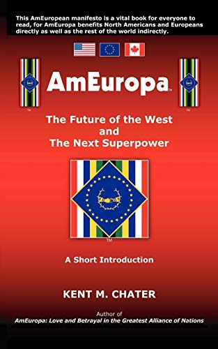 9781434301338: AmEuropa: The Future of the West and The Next Superpower