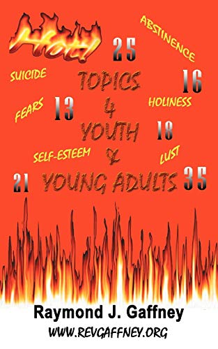 9781434302465: Hot Topics for Youth & Young Adults