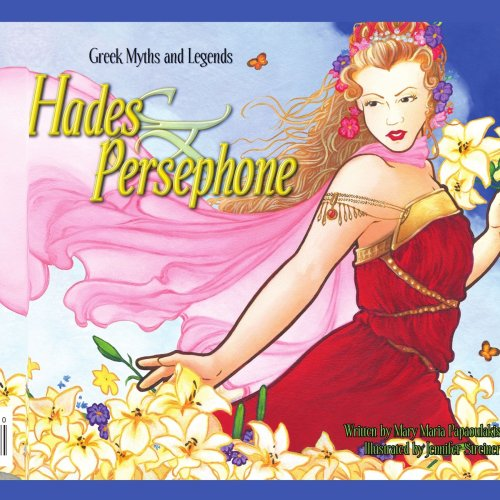 9781434304735: Hades And Persephone: Greek Myths and Legends
