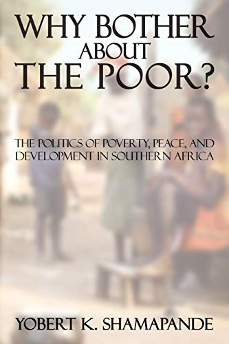 9781434307422: Why Bother about the Poor?