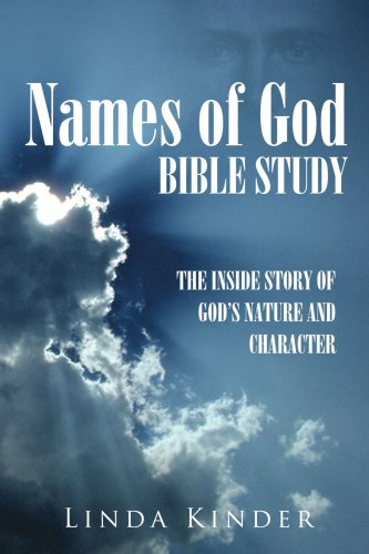 9781434308788: Names of God Bible Study: The inside story of God's Nature and Character