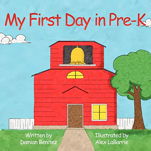 9781434309563: My First Day in Pre-K