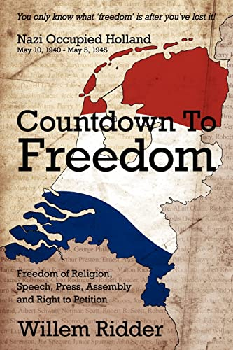 Countdown To Freedom: Ridder, Willem