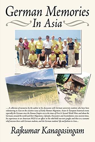 9781434315823: German Memories in Asia