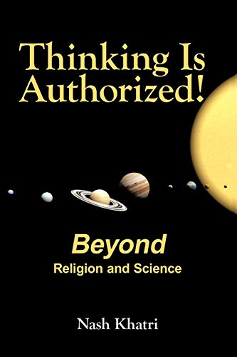 Thinking Is Authorized: Nash Khatri