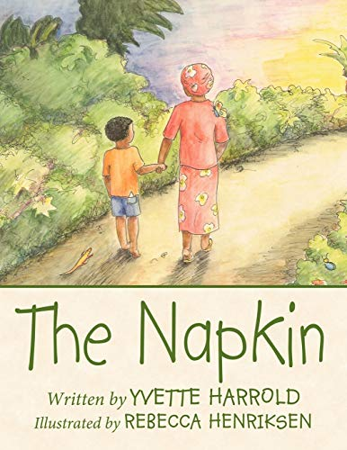 The Napkin: Yvette Harrold