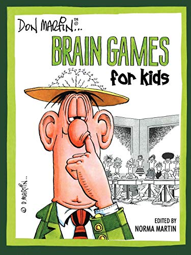 9781434328502: Brain Games For Kids